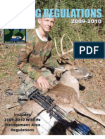 2009-2010 Hunting Regulations