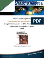 AIESEC Summary livre - Comptabilité financière en IFRS