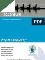 Accenture presentation