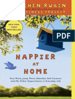 Happier at Home by Gretchen Rubin - Excerpt