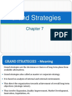 Chapter 7 Grand Strategies(1)