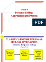 M03p - Personal Selling Approaches and Process
