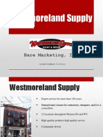 westmoreland supply presentation