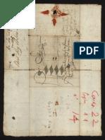 [Carta de D. João II às dignidades e Cabido da Colegiada de Santa Maria de Oliveira de Guimarães sobre se dar uma conezia a Fe