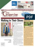 The Grapevine, December 11, 2013