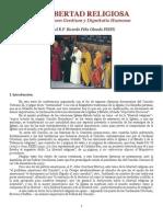 La Libertad Religiosa(Ricardo Olmedo)