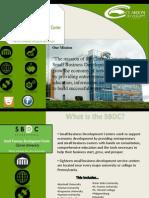 sbdc presentation1