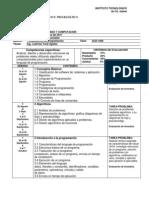 Fundamentos de Programacion Alumnos II 2011