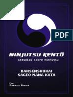 BANSENSHUKAI - SAGEO NANA KATA