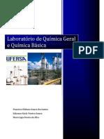 Apostila_laboratorio Química Geral