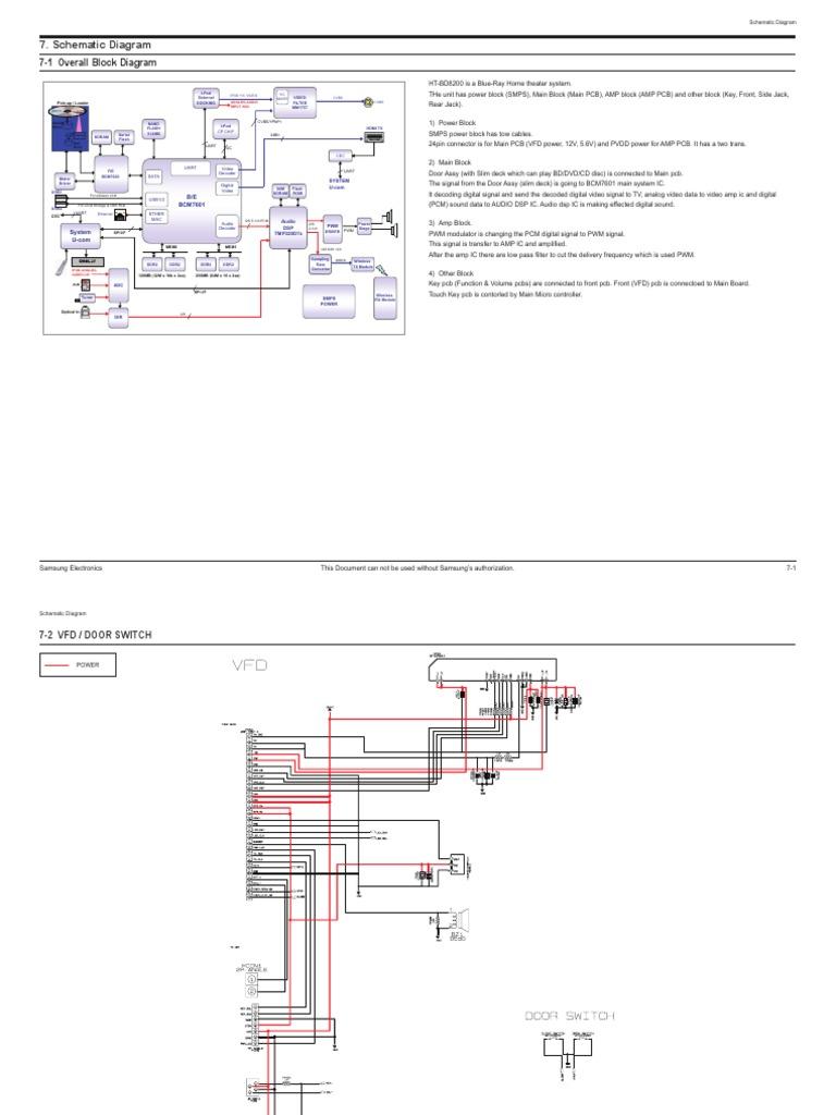 Ht Bd8200 E 7 Sdiag Digital Audio Analog To Converter Block Diagram Key