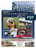 2013 Winter Home Improvement