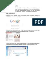 Clasificasion de Sitios Web