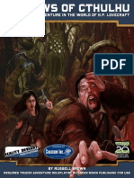True20 - Shadows of Cthulhu (Oef)
