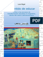 [Luis Rigal] El Sentido de Educar (Spanish Edition(BookFi.org)
