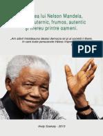 Povestea Nelson Mandela