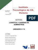 Logistica Unidad 5 y 6