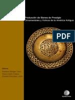10 AMH El Spondylus Princeps y La Edad de Bronce en Los Andes Centrales. Las Rutas de Intercambios