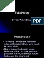 22-12-2009 Toksikologi.ppt