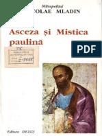 Nicolae Mladin Asceza Si Mistica Paulina