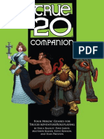 True20 - Companion 2007 English