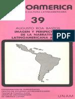 39 CCLat 1979 Roa Bastos