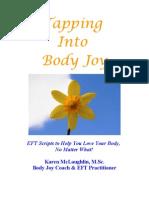 Tapping Into Body Joy PDF