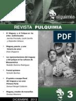Revista Pulquimia No. 3, Diciembre 2013