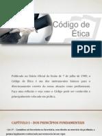 Codigo de Etica Secretaria