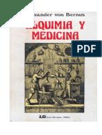 Bernus, Alexander Von - Alquimia y Medicina