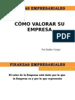 Finanzas de La Empresa