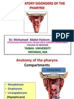 Diseases Pharynx