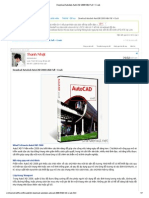 Download Autodesk AutoCAD 2008 64bit Full + Crack