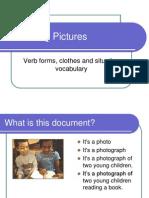 Describing Vocab