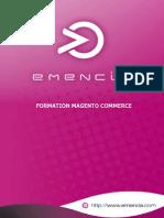 Documentation Formation Magento