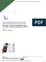 Hard Reset – Resete Total Samsung Galaxy Ace S5830 – Restaurar parâmetros de fábrica » Portal - Phoneinfo - Solutions