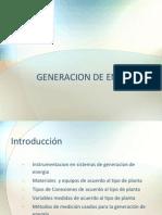 Presentacion Generacion de Energia