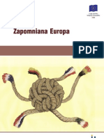 Broszura Zapomniana Europa 2