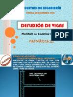 DEFLEXIÓN DE VIGAS - 2 - Moii