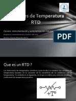 Presentacion Sensores RTD