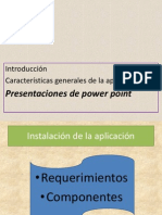 Ejercicios de Power Point