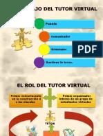 El Trabajo Del Tutor Virtual