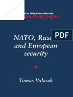 Valasek Nato and Russia 2009