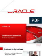 My Oracle Support Basics