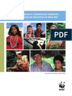 Povos Indigenas e Conservacao Ambiental Declaracao de Principios Do Wwf