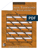 14631780 the Fourier Transform and Its Applications Bracewell