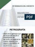 Petrografia Del Concreto