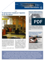 Boletin n4 Facultad de Filosofia y Humanidades