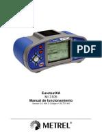 Manual MI3105 SPA