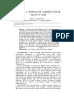 Europa y América en la minificción de Julio Cortázar